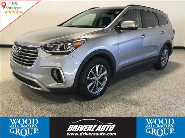 2017 Hyundai Santa Fe XL Limited (Stk: P11364) in Calgary - Image 1 of 11