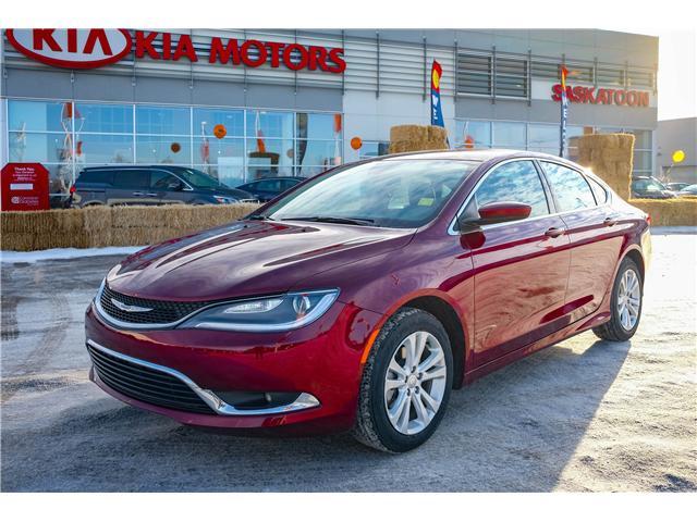 2016 Chrysler 200 Limited (Stk: P4293) in Saskatoon - Image 1 of 24