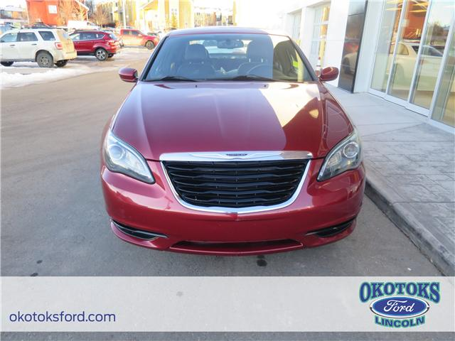 2011 Chrysler 200 S (Stk: B82978) in Okotoks - Image 2 of 21