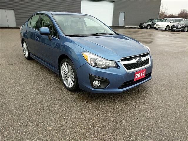 2014 Subaru Impreza 2.0i Sport Package (Stk: 80092A) in Goderich - Image 8 of 19