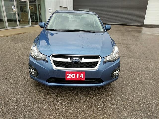 2014 Subaru Impreza 2.0i Sport Package (Stk: 80092A) in Goderich - Image 9 of 19