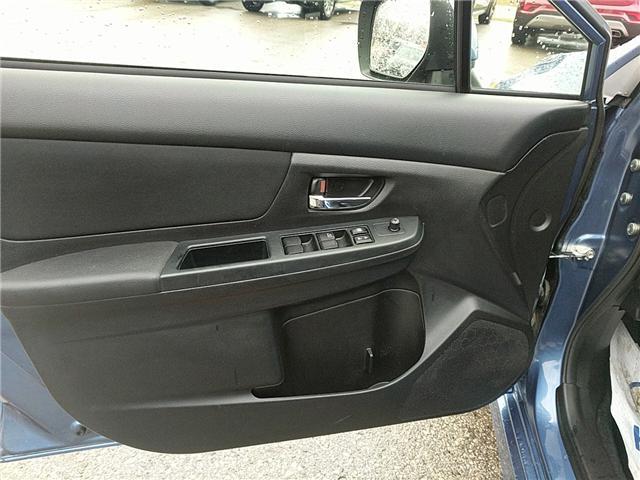 2014 Subaru Impreza 2.0i Sport Package (Stk: 80092A) in Goderich - Image 14 of 19