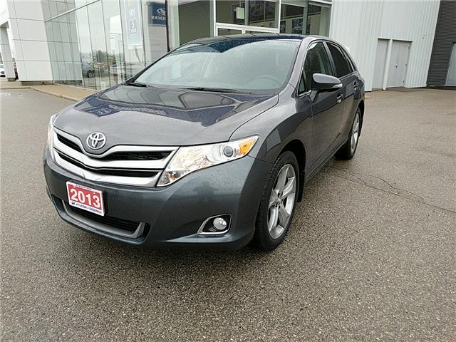 2013 Toyota Venza Base V6 (Stk: 70346A) in Goderich - Image 1 of 18