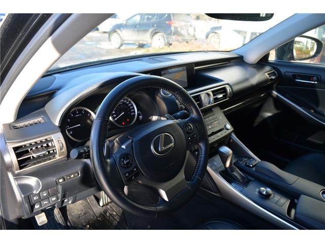 2016 Lexus IS 350 Base (Stk: 170020) in Regina - Image 11 of 35