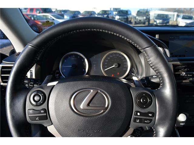 2016 Lexus IS 350 Base (Stk: 170020) in Regina - Image 15 of 35
