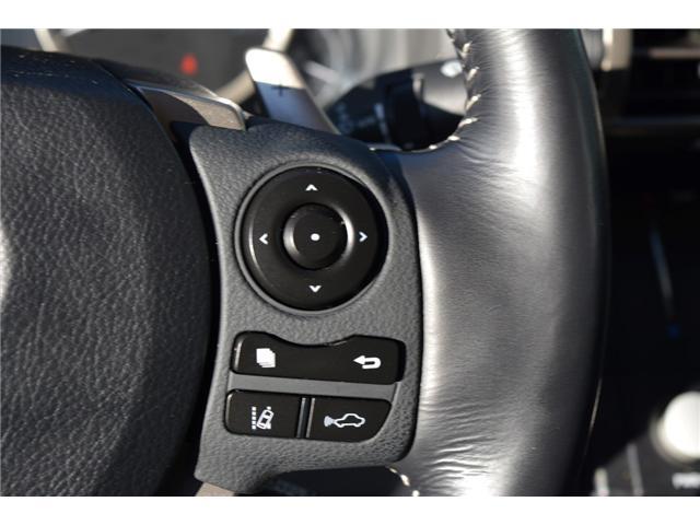 2016 Lexus IS 350 Base (Stk: 170020) in Regina - Image 17 of 35