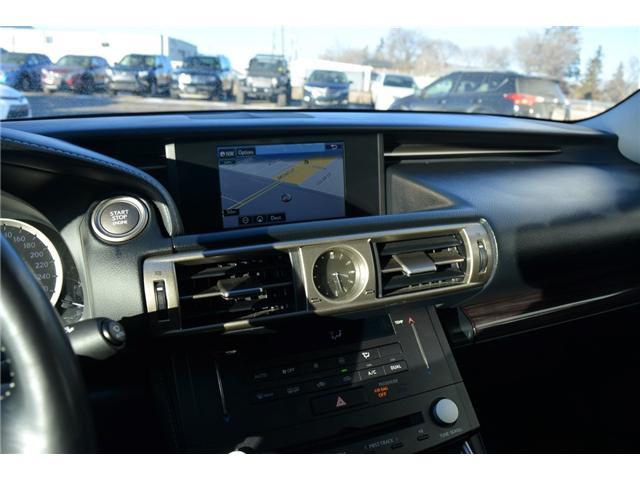 2016 Lexus IS 350 Base (Stk: 170020) in Regina - Image 22 of 35