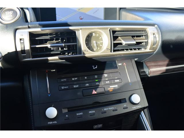 2016 Lexus IS 350 Base (Stk: 170020) in Regina - Image 24 of 35