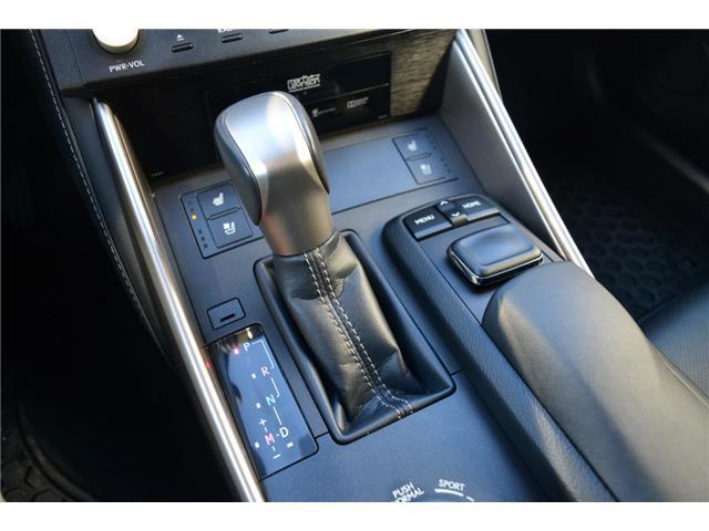 2016 Lexus IS 350 Base (Stk: 170020) in Regina - Image 25 of 35
