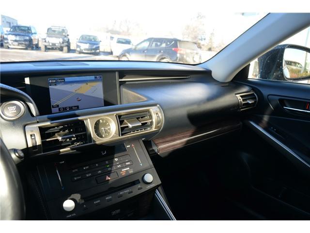 2016 Lexus IS 350 Base (Stk: 170020) in Regina - Image 30 of 35