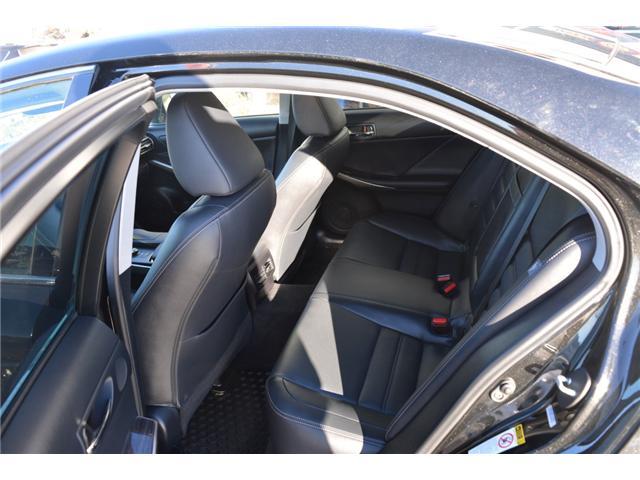2016 Lexus IS 350 Base (Stk: 170020) in Regina - Image 33 of 35