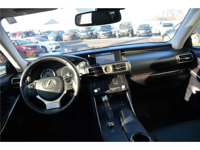 2016 Lexus IS 350 Base (Stk: 170020) in Regina - Image 34 of 35
