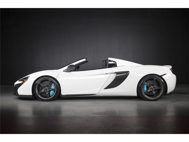 2015 McLaren 650S Spider (Stk: MU1821) in Woodbridge - Image 1 of 17