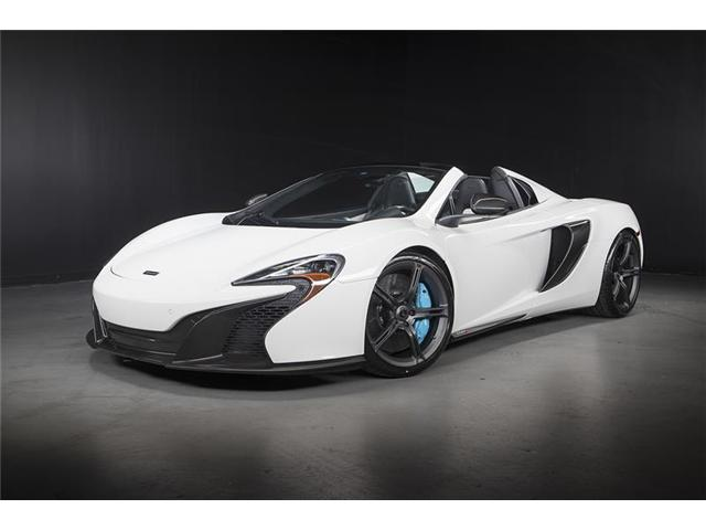 2015 McLaren 650S Spider (Stk: MU1821) in Woodbridge - Image 2 of 17
