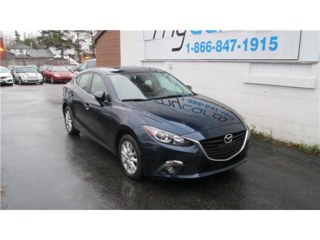 2014 Mazda Mazda3 GS-SKY (Stk: 171660) in Richmond - Image 1 of 14