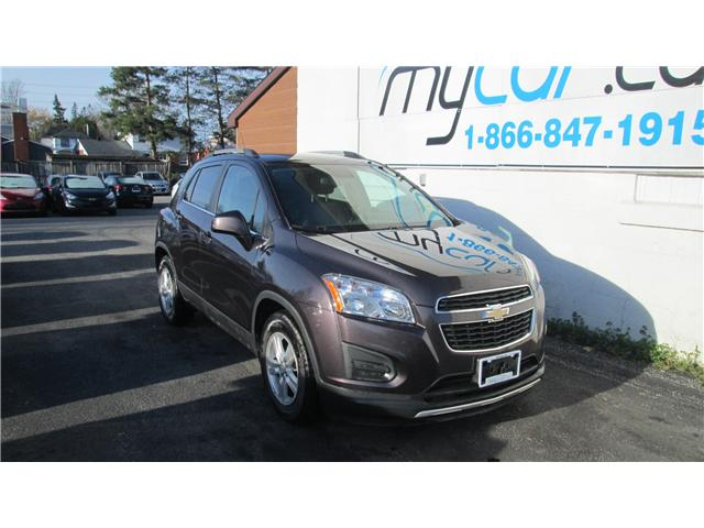 2015 Chevrolet Trax 1LT (Stk: 171516) in Kingston - Image 1 of 13
