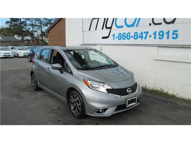 2015 Nissan Versa Note 1.6 SR (Stk: 171320) in Kingston - Image 1 of 13