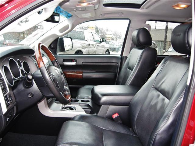 2010 Toyota Tundra Platinum 5.7L V8 (Stk: 1288) in Orangeville - Image 11 of 21