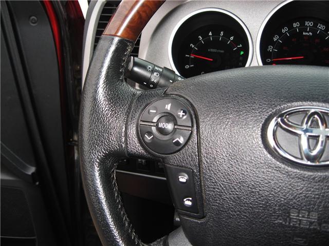 2010 Toyota Tundra Platinum 5.7L V8 (Stk: 1288) in Orangeville - Image 15 of 21