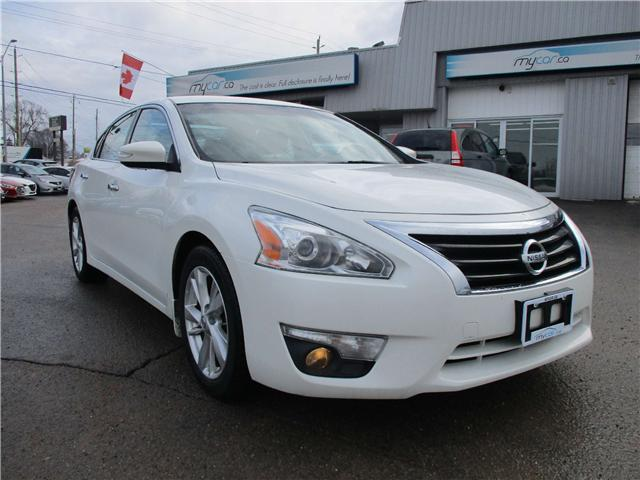 2013 Nissan Altima 2.5 SL (Stk: 171951) in Kingston - Image 1 of 12