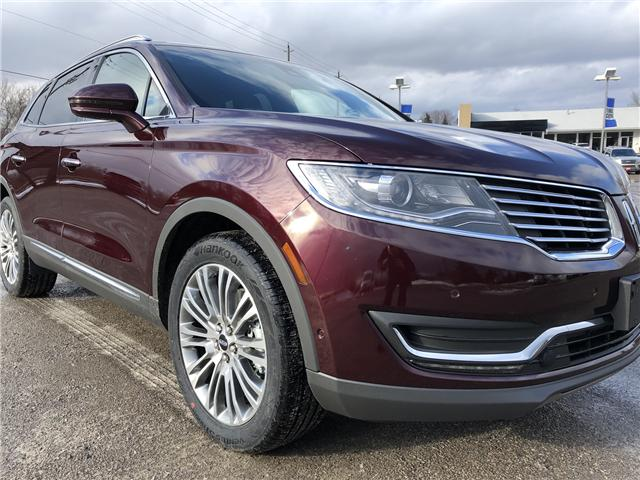 2018 Lincoln MKX Reserve (Stk: L0848) in Bobcaygeon - Image 1 of 23