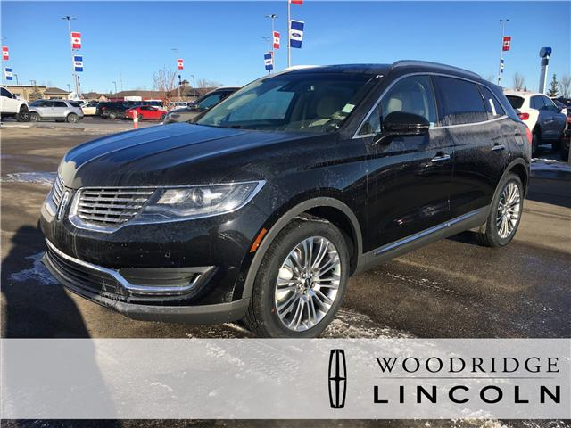 2018 Lincoln MKX Reserve (Stk: J-133) in Calgary - Image 1 of 5