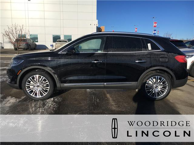 2018 Lincoln MKX Reserve (Stk: J-133) in Calgary - Image 2 of 5