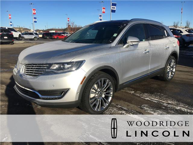 2018 Lincoln MKX Reserve (Stk: J-141) in Calgary - Image 1 of 5