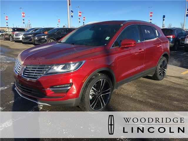 2018 Lincoln MKC Reserve (Stk: J-972) in Calgary - Image 1 of 5