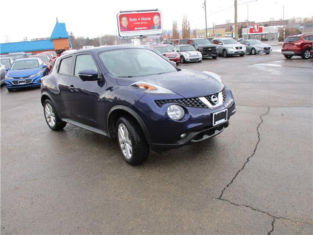 2015 Nissan Juke SL (Stk: 171974) in Richmond - Image 1 of 11