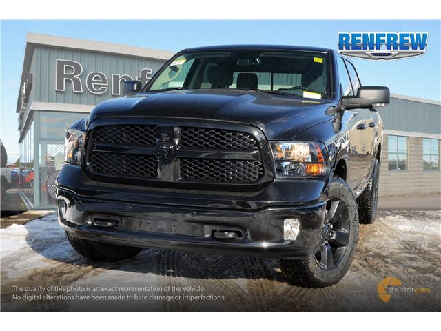 2018 RAM 1500 SLT (Stk: J093) in Renfrew - Image 1 of 20
