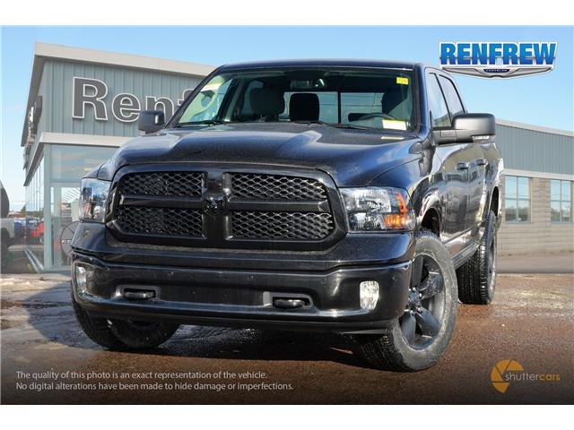 2018 RAM 1500 SLT (Stk: J099) in Renfrew - Image 1 of 20