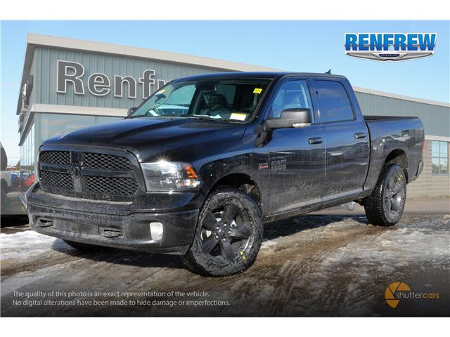 2018 RAM 1500 SLT (Stk: J107) in Renfrew - Image 2 of 20