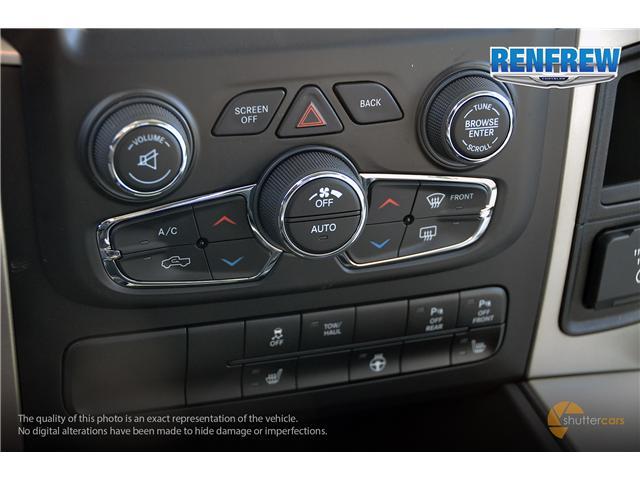 2018 RAM 1500 SLT (Stk: J107) in Renfrew - Image 17 of 20