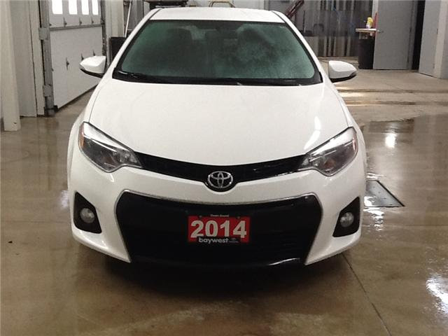 2014 Toyota Corolla S (Stk: P17114) in Owen Sound - Image 2 of 12