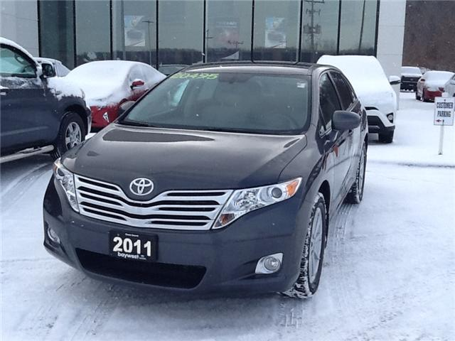 2011 Toyota Venza Base (Stk: 16257A) in Owen Sound - Image 1 of 16