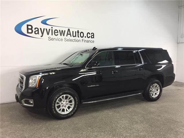 2017 GMC Yukon XL SLE- 4x4|REM STRT|8 PASS|REV CAM|BOSE|INTELLILINK! (Stk: 31885J) in Belleville - Image 1 of 30