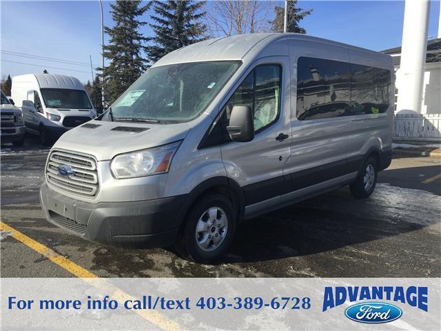 2018 Ford Transit-350 XLT (Stk: J-173) in Calgary - Image 1 of 6