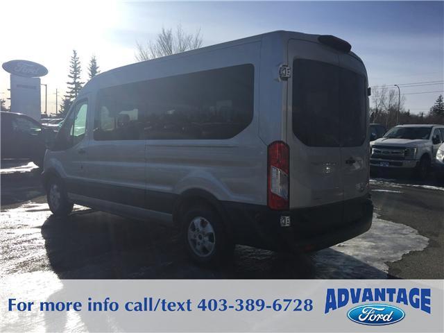 2018 Ford Transit-350 XLT (Stk: J-173) in Calgary - Image 3 of 6