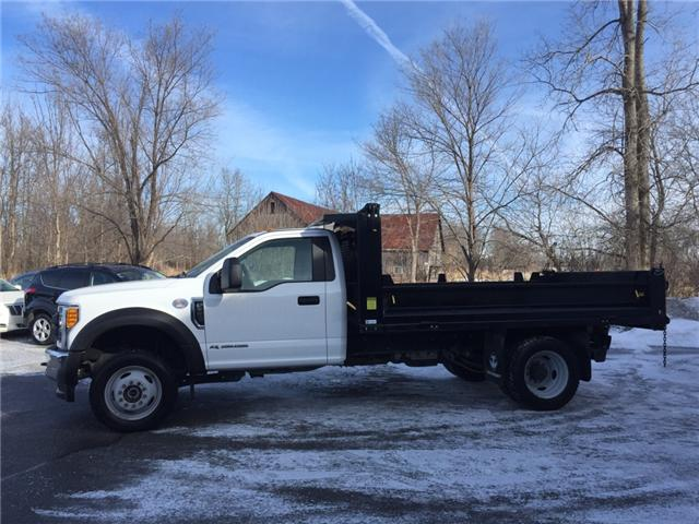 2017 Ford F-550 XL- 6.7L POWERSTROKE|HITCH|A/C|SYNC|12' BOX! (Stk: 32071) in Belleville - Image 1 of 24