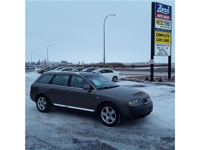 2005 Audi Allroad 2.7T (Stk: P187-3) in Brandon - Image 1 of 10