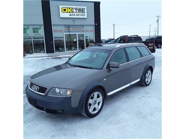 2005 Audi Allroad 2.7T (Stk: P187-3) in Brandon - Image 3 of 10