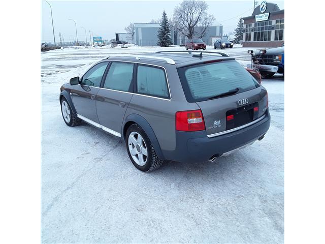 2005 Audi Allroad 2.7T (Stk: P187-3) in Brandon - Image 4 of 10