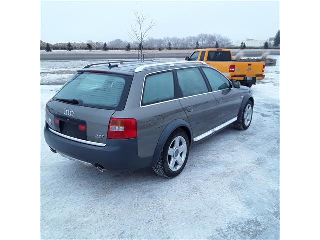 2005 Audi Allroad 2.7T (Stk: P187-3) in Brandon - Image 5 of 10