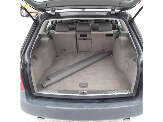 2005 Audi Allroad 2.7T (Stk: P187-3) in Brandon - Image 9 of 10