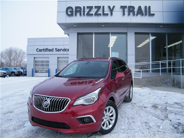 2018 Buick Envision Essence (Stk: 53872) in Barrhead - Image 1 of 27