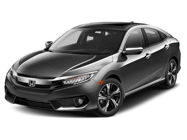 2018 Honda Civic Touring (Stk: 8102645) in Brampton - Image 1 of 1