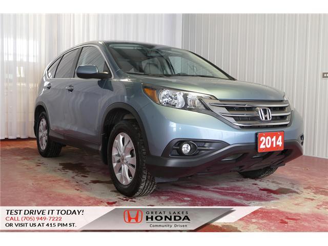 2014 Honda CR-V EX (Stk: H5754A) in Sault Ste. Marie - Image 1 of 21