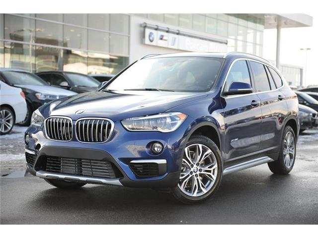 2018 BMW X1 xDrive28i (Stk: 8K29898) in Brampton - Image 1 of 12