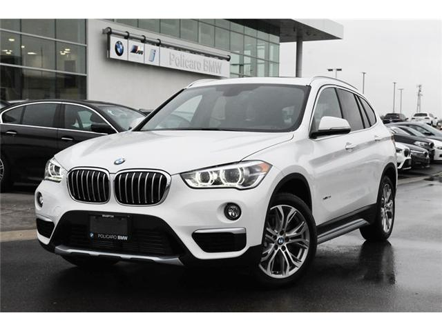 2018 BMW X1 xDrive28i (Stk: 8K29944) in Brampton - Image 1 of 12